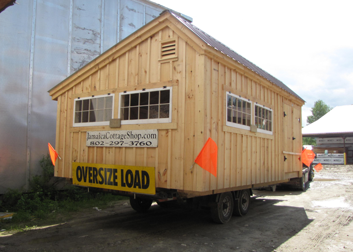 Saltbox shed plans storage buildings kits jamaica for Saltbox garage plans