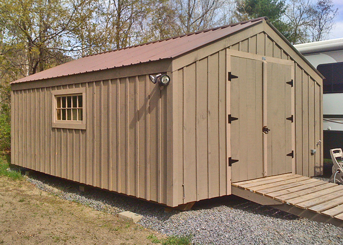14x20 barn for 14x24 cabin plans
