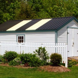 14x20 Barn - Exterior
