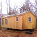 14x26 Camping Cabin, four season, with dormer upgrade.