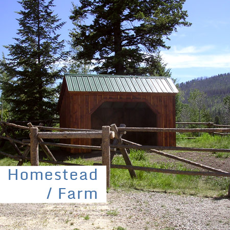 Homestead / Farm