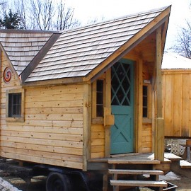 12x16 Backyard Retreat