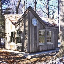 12x16 Backyard Retreat - Exterior