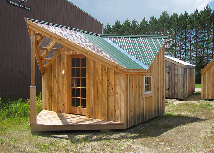 Small Prefab Cabins Cabin Kits For Sale Jamaica Cottage Shop - Backyard cabin kits