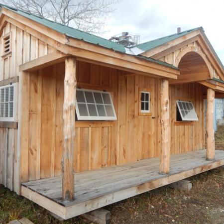 Gibraltar cabin jamaica cottage shop for Barrel cabin plans