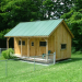 16x20 Vermont Cottage Option A