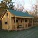 16x20 Vermont Cottage Option A Exterior