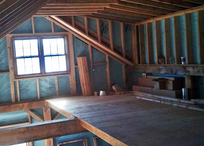 Tiny Home Designs: Kits For 20 X 30 Timber Frame Cabin
