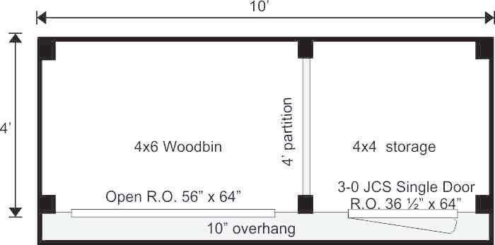 4x10WeekenderFloor