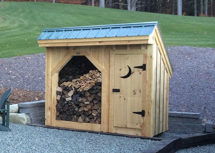 4 X 10 Shed Prefab Wooden Shed Wood Storage Sheds Kits