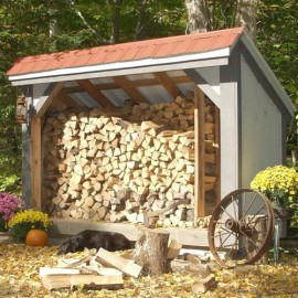 4x10 Woodbin - Custom exterior