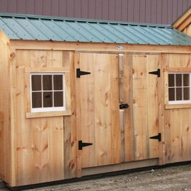 6x12 Nantucket - Exterior