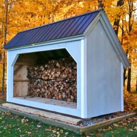 6x14 Woodbin - Exterior