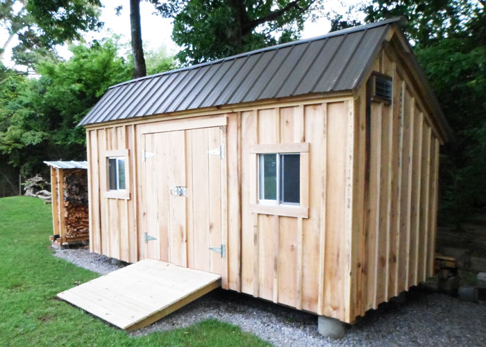 Saltbox shed saltbox shed kits jamaica cottage shop for Saltbox storage shed