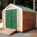 8x10 Vermonter - Custom exterior