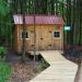 8x12-saltbox-cabin-kit-forest-cottage