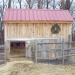 8x12-saltbox-goat-shed-livestock-shelter-post-beam-board-batten-kit
