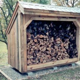 4x10 Woodbin - Exterior
