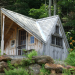 12x14 Writers Haven - with cedar shingle roof upgrade