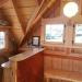 12x14 Writers Haven - custom interior