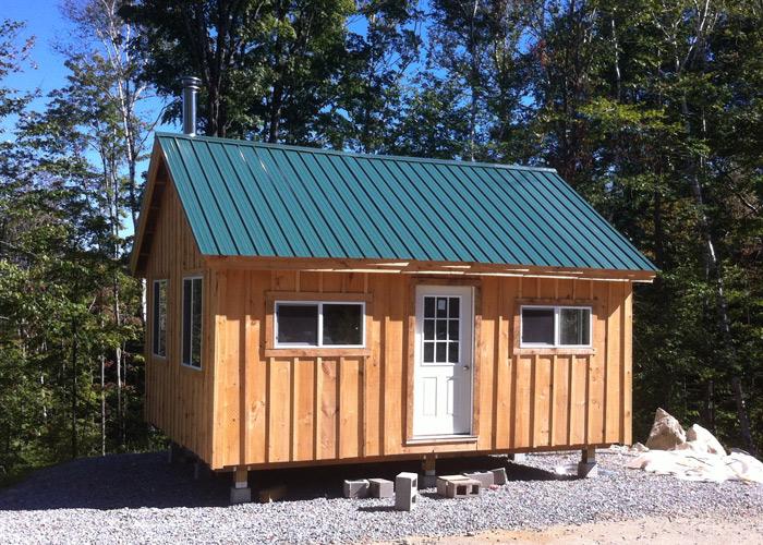 Vermont Cottage Option B Jamaica Cottage Shop