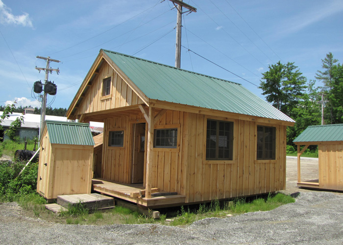 Vermont Cottage Option C Jamaica Cottage Shop