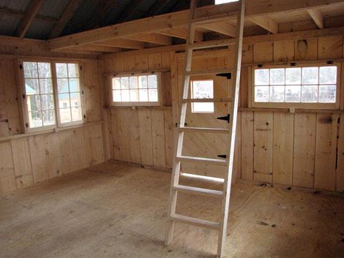 Vermont Cottage Option C Interior
