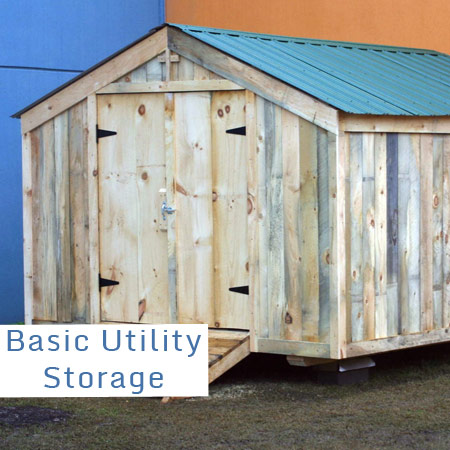Basic Utility Storage