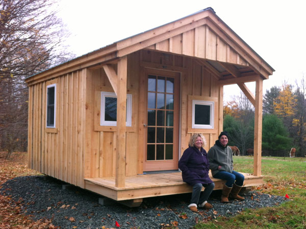 Prefab cabins from the jamaica cottage shop for Large cabin kits