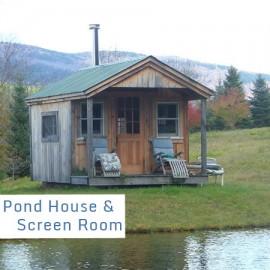 Cabins & Screen Room