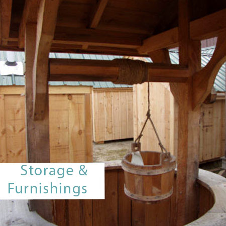 Storage & Furnishings