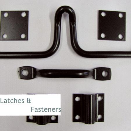 Latches and Fasteners