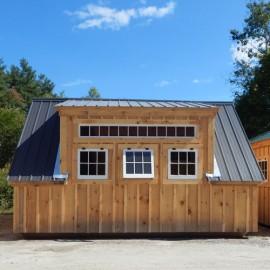 10x16 Smithaven - Custom exterior
