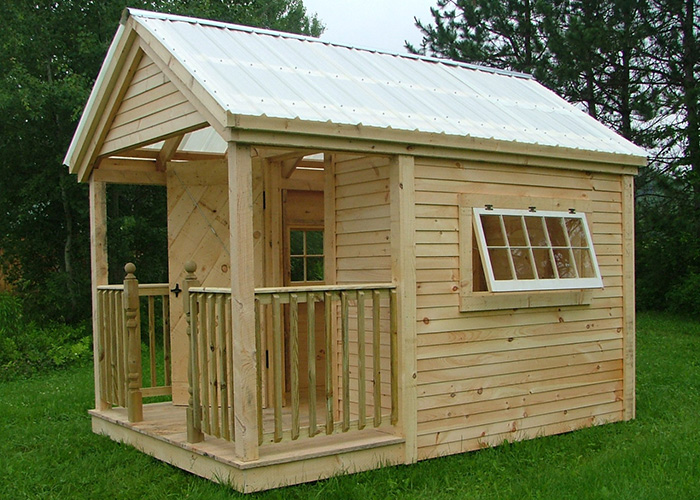 Garden Potting Sheds Wood Playhouse Kit Jamaica