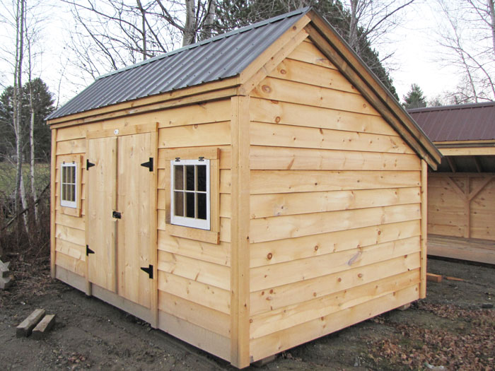 Saltbox sheds small storage shed plans garden shed kit for Saltbox sheds