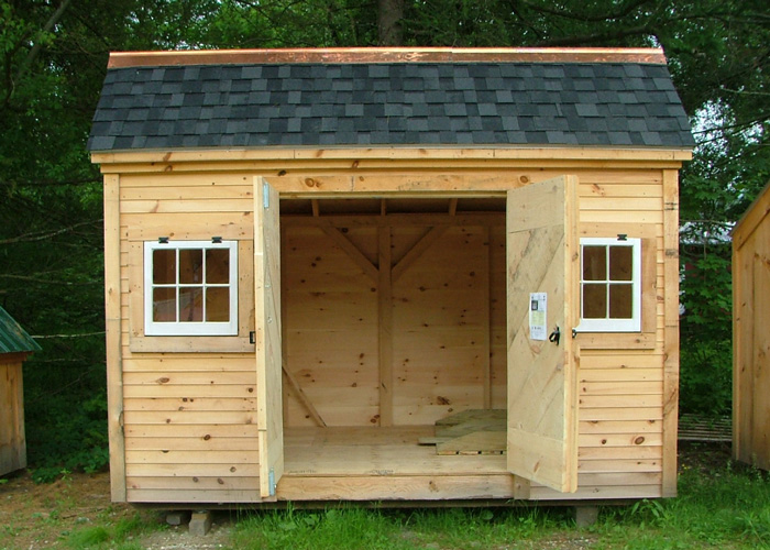 Small Potting Shed 12 X 8 Shed Cottage Style Sheds