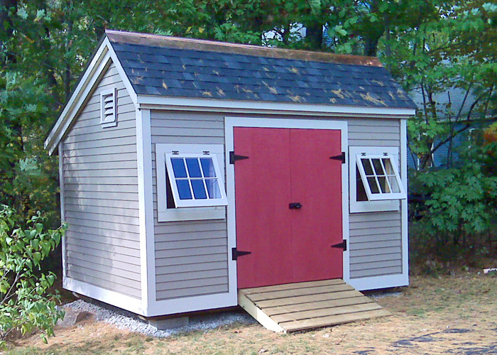 Small Potting Shed 12 X 8 Shed Cottage Style Sheds Cute Shed