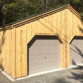 24x24 Simple Garage