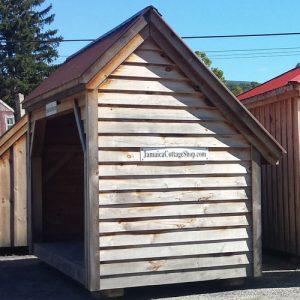 6x14 Woodbin - custom exterior