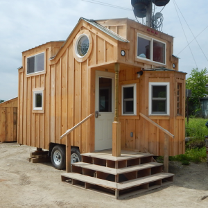 8x16 Charlavail - Tiny House on Wheels in Vermont