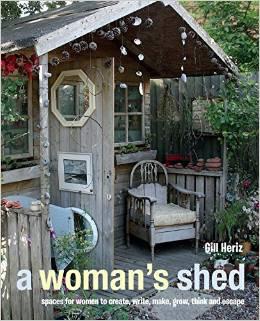 A Woman's Shed, prefab shed kits