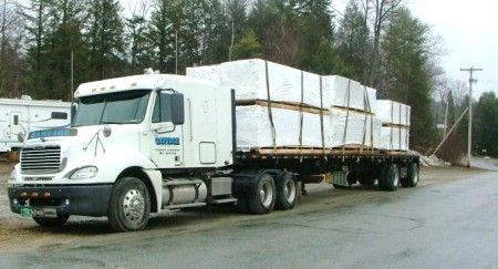 Pre-Cut Kits ship free!, wood shed kits