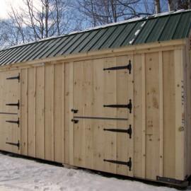 10x20 Stall barn