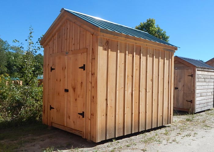 Post and beam shed plans plans for storage shed for Post and beam barn plans and pricing