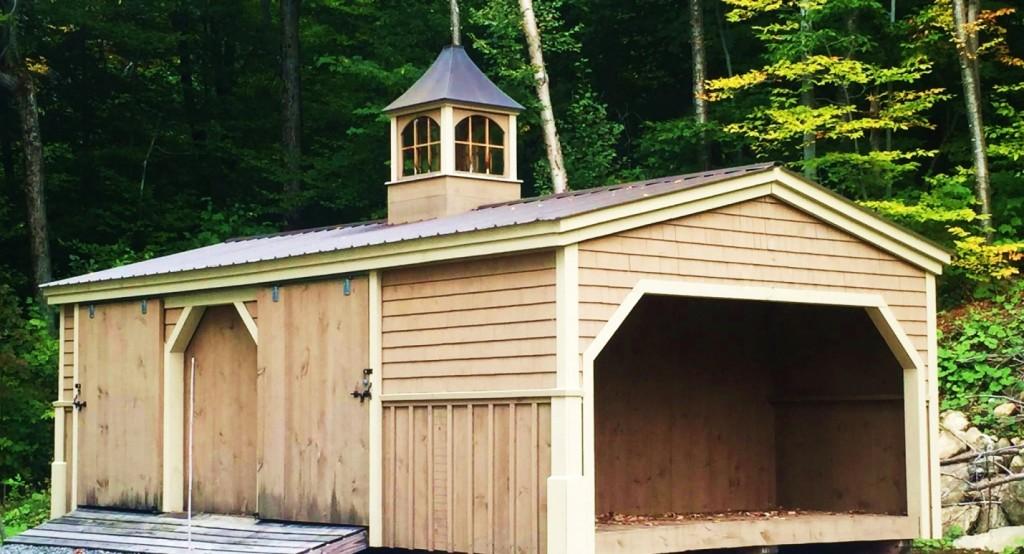 14x30 Custom Barn