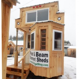 the charlavail - Prefab Tiny House