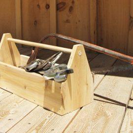 Cedar Tool Box
