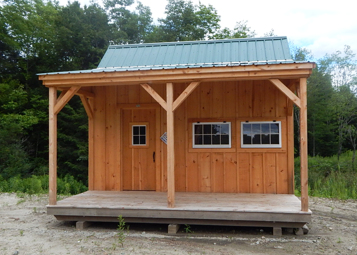 Tiny Home Designs: Small Cabin Plans With Loft