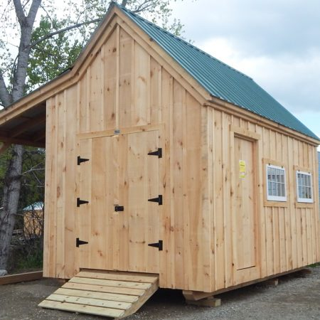 10x16 Hobby House