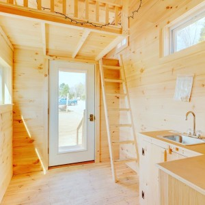 Tiny House - Interior example